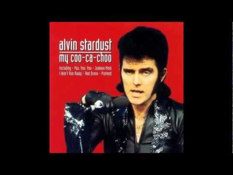 Alvin Stardust ☛ You You You