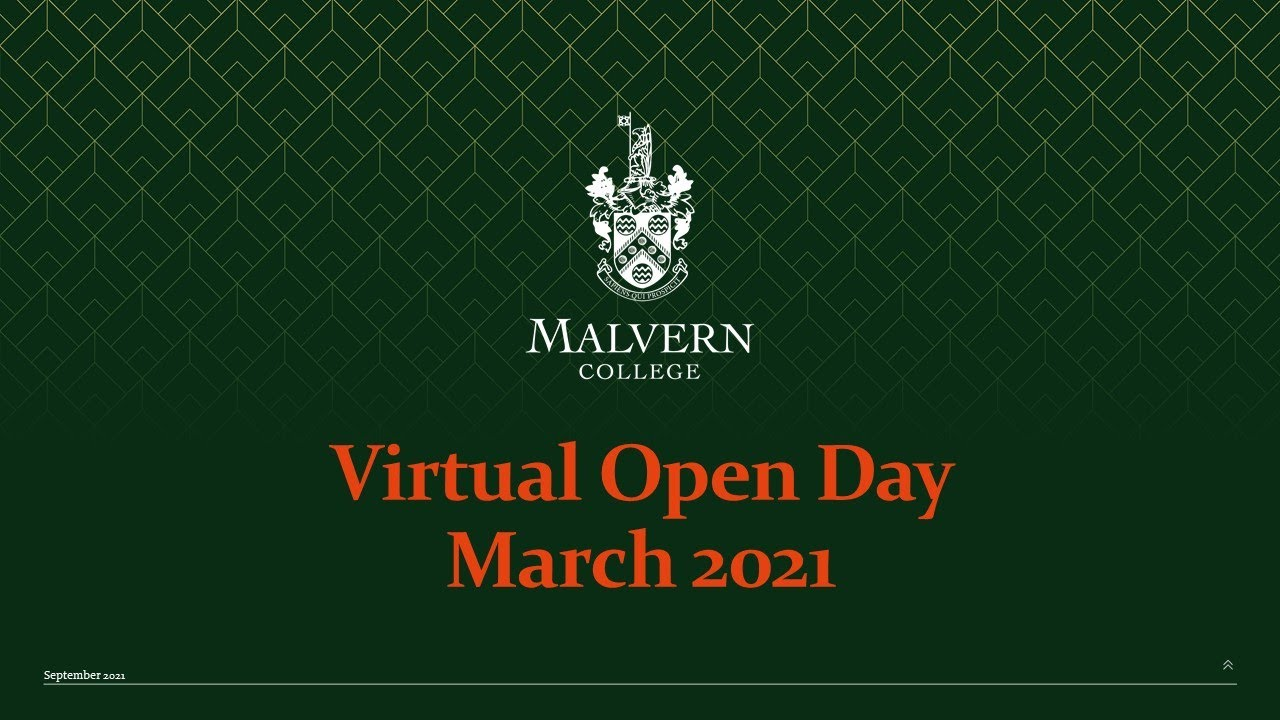 Open Day 6th March