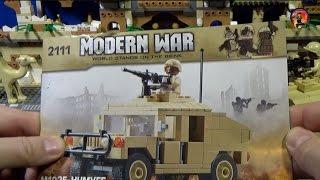 Lego Военная Академия #16 HUMVEE военный внедорожник от DECOOL