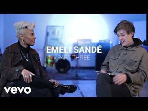 Emeli Sandé - Deezer Meets: Emeli Sandé (Part 3)