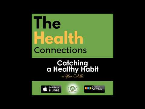 Catch A Healthy Habit Cafe | The Health Connections Podcast | Fairfield CT