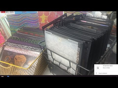 DIY Magnetic Cards 4 Wafer Dies using Dollar Tree Magnetic/ Dry Erase Sheets (UPDATE)
