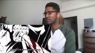 Gintama [AMV] - The White Demon, Shiroyasha Reaction!