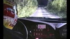 Tommi Mäkinen Incar - Mitsubishi Lancer Evo 6.5 - WRC Rally Finland 2001 SS1 Valkola