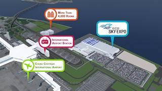 Aichi Sky Expo presentation
