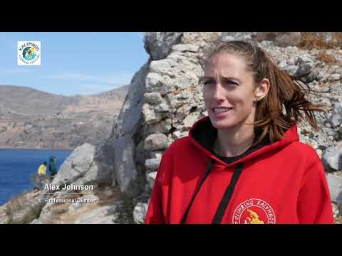 Kalymnos Climbing Festival 2018 - English Documentary