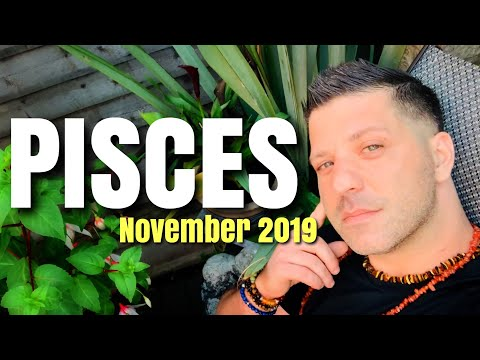PISCES November 2019 - FATE - DESTINY - Option - Security - ANGELS & LOVE - Pisces Horoscope Tarot - 동영상