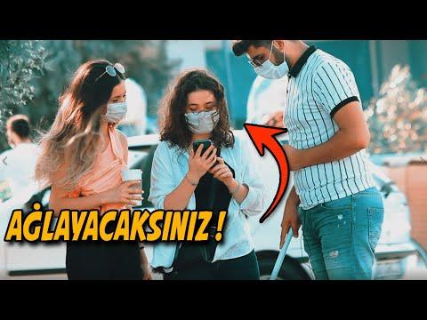 AZERBAYCAN'DAN ŞEHİT HABERİ GELMESİ - AĞLATAN SOSYAL DENEY
