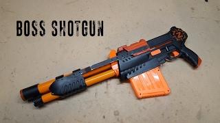 Build Guide: Boss Shotgun