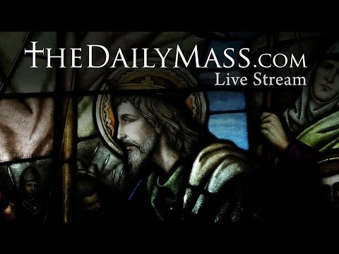 The Daily Mass from St. Louis Cathedral