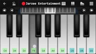 Hasi Ban Gaye (Hamari Adhuri Kahani) - Easy Mobile Perfect Piano Tutorial