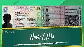 Nova Carteira Nacional de Habilitação thumbnail
