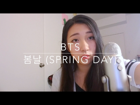 BTS (방탄소년단) - SPRING DAY (봄날) | Acoustic Cover