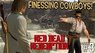 "HILARIOUS ""RED DEAD REDEMPTION"" GAMEPLAY #3 BY ITSREAL85!"