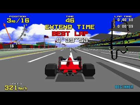 Big Forest - Virtua Racing  
