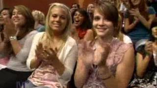 The Megan Mullally Show 10 24 06 featuring a young Taylor Swift