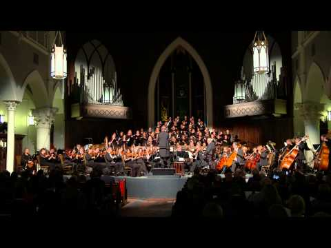 Highland Hymn: Glory to the Holy One Concert (Saint Andrew's Chapel)