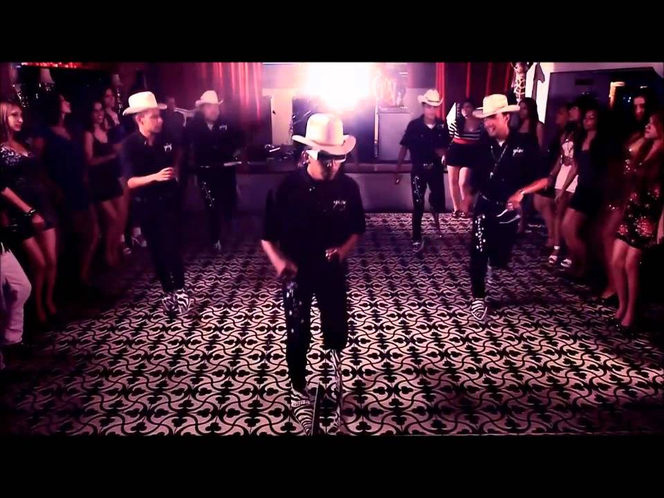 2641de966e baile del shuffle con botas picudas - YouTube