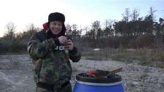 DYM w Beczce , Pistolecik HUKOWY,  Czyli luźne strzelanie z Kaczorkiem!