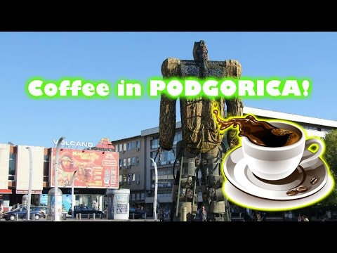 Ярмарка кофе в Подгорице/Coffee Fair in Podgorica