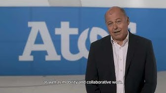 Marc Meyer shows how Atos as a global digital leader values its employees
