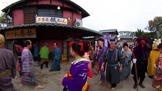 映画『銀魂2 掟は破るためにこそある』360度で体験(かぶき町篇)【VR】2018年8月17日(金)公開