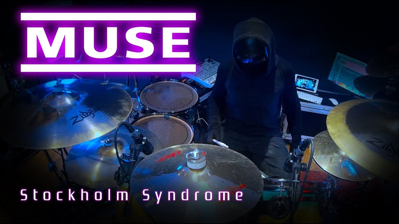 267 Muse - Stockholm Syndrome - Drum Cover