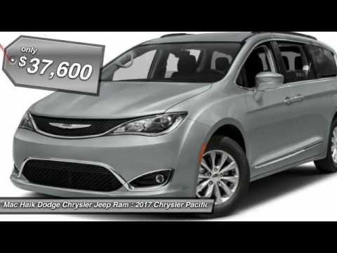 Mac Haik Dodge Temple Tx >> 2017 Chrysler Pacifica Temple TX DHR660129 - YouTube