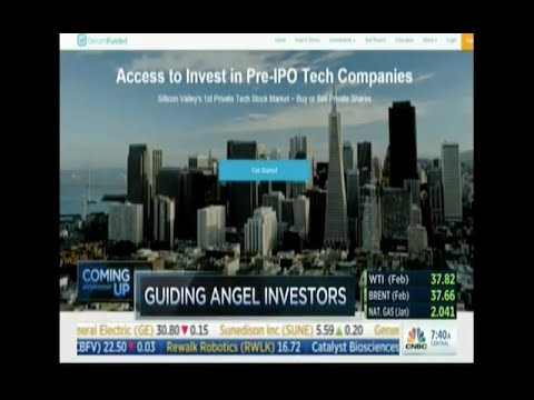 DreamFunded as seen on CNBC Squawk Box