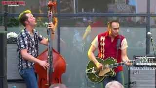 Live im MUSIC STORE - Adriano Batolba Trio [Teil 2]