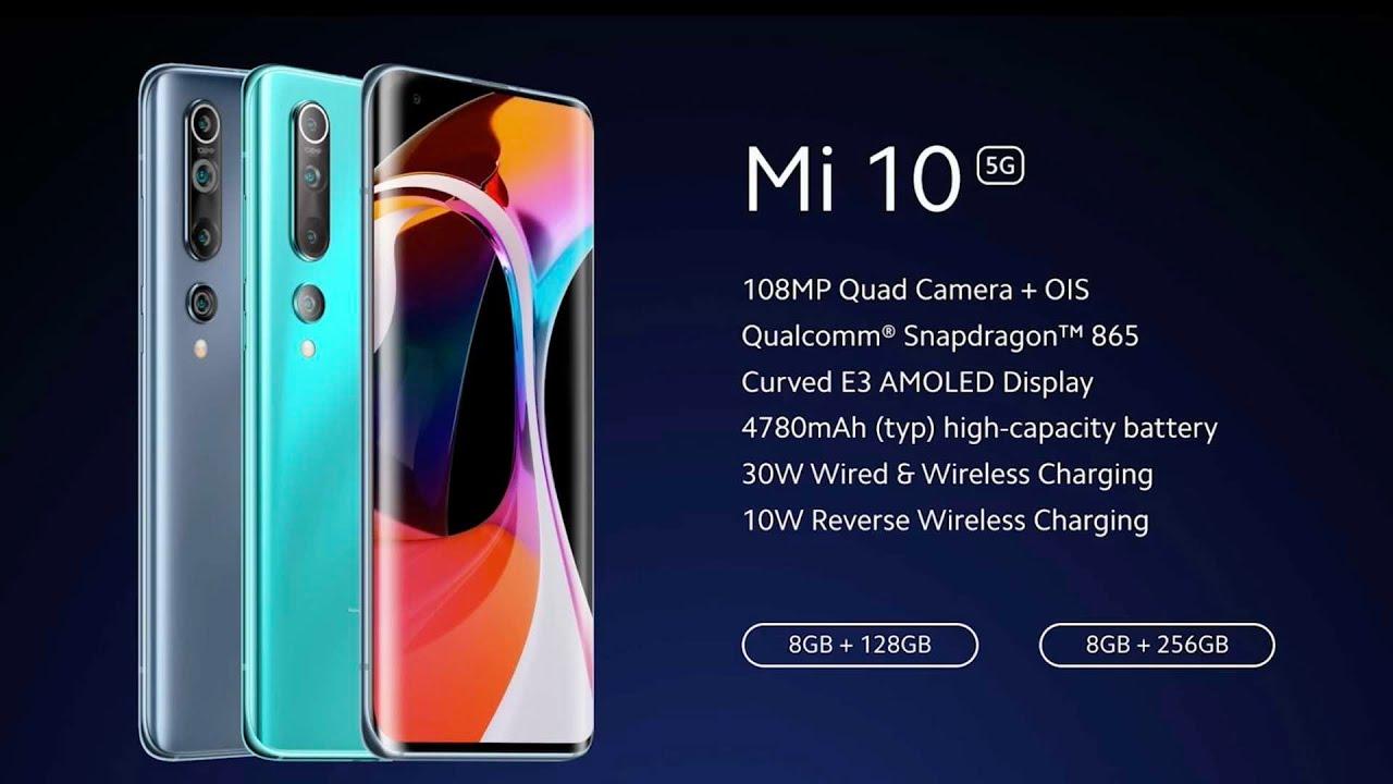 Mi 10   Best Phones under 50000 rupees