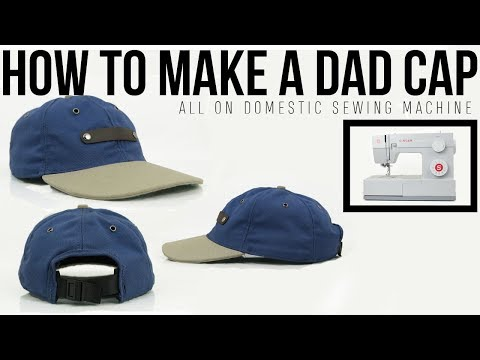 How To Make Dad Hat