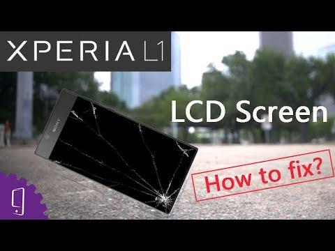 Sony Xperia L1 LCD Screen Repair Guide