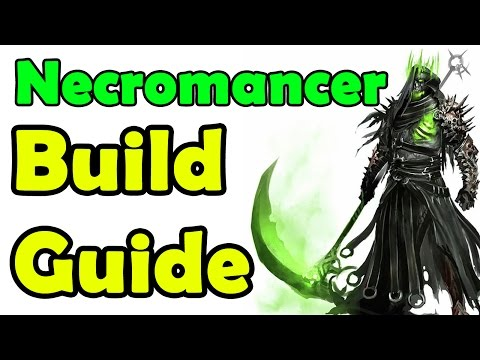 Skyrim: Best Necromancer Build, 100 Army Followers Mage Conjuration Build