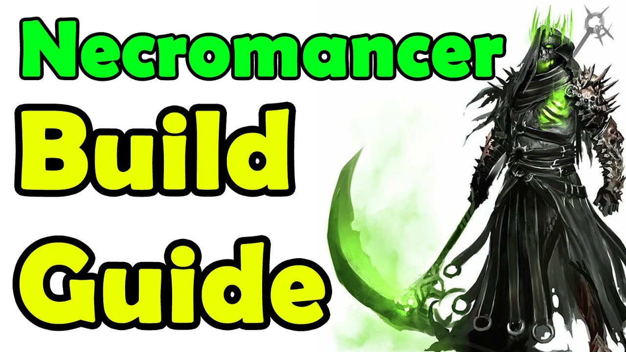 Best Necromancer Mage Build  Undead Army Followers