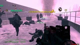 Un zombie sur MW2, oui c'est possible :D | Gameplay Commenté