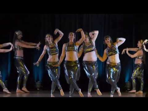 Fly Fusion® Group Improvisation Belly Dance at Tribal Revolution 2018