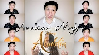 Arabian Nights A Cappella feat. Michelle Wang (Arr. Adapted from Vocal Spectrum) #aladdin #disney