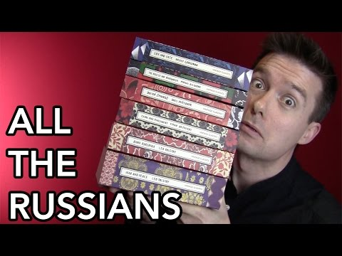 Vintage Vlog: ALL THE RUSSIANS