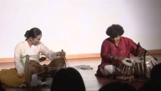 Pranshu Chatur Lal: Jugalbandi with Park Eun Ha, Korean Drummer