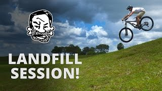 A hill in Florida? - MTB on a Landfill