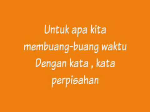 Cinta Kita - Shireen ft Tengku Wisnu Lyrics