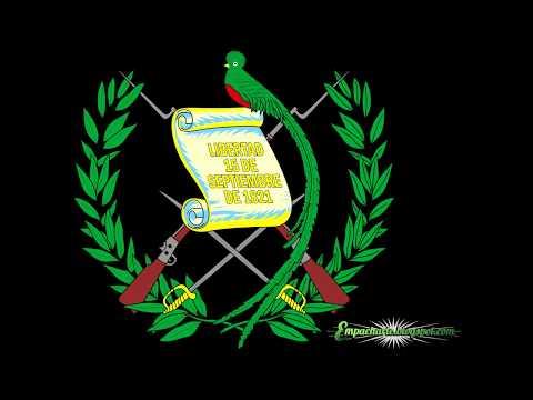 Poema Al Escudo De Armas De Guatemala Youtube