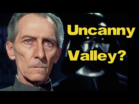 Star Wars: Rogue One | UNCANNY VALLEY (Spoilers)