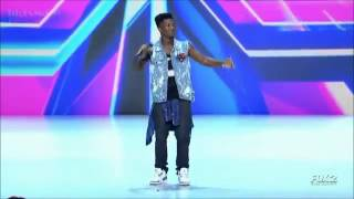 The X Factor USA 2012 - Willie Jones' audition (Икс Фактор)