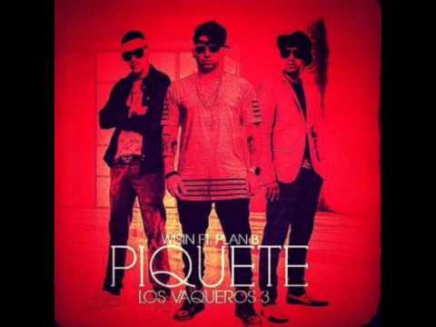 Piquete - Wisin Ft Plan b