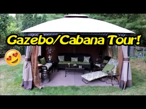 GazeboCabana Tour 2016