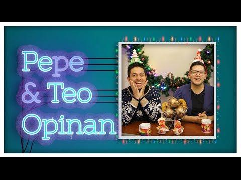 Pepe & Teo Opinan | Aniversario | Laura Zapata | Justin Trudeau
