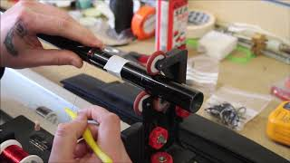 ROD BUILDING WITH AARON INSLEY