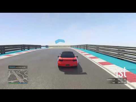 Premium race Maze Bank Accent - Unbeatable 3 lap world record